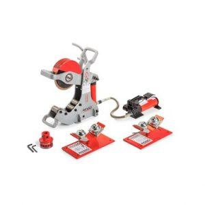 دستگاه برش لوله (Pipe Cutter) شرکت ridgid