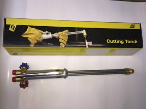تورچ ایساب برای ساخت اسپلیت تی به کار میرود.